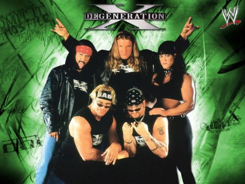 DX is set to enter the WWE Hall of Fame