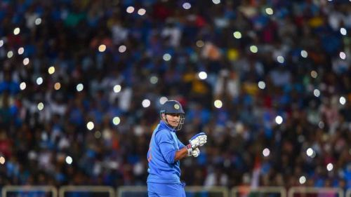 MS Dhoni's vast experience will be crucial to India's hopes in the World Cup