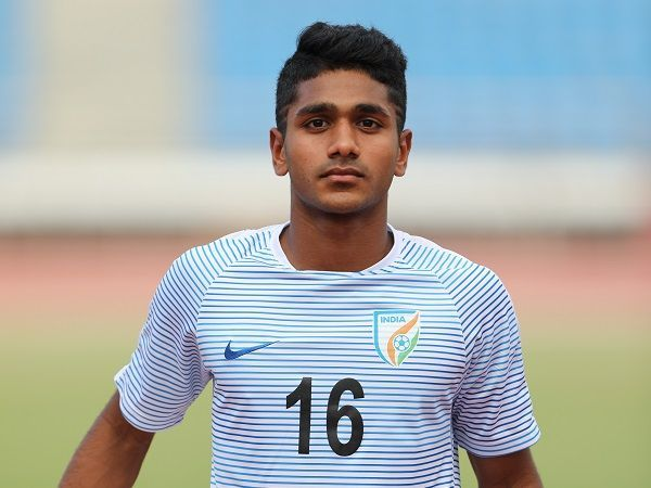 Rahul KP played for Indian Arrows in the I-League last season