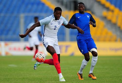 England v France - Toulon Tournament Final