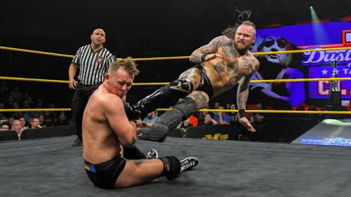 One of the best episodes of NXT in recent memory