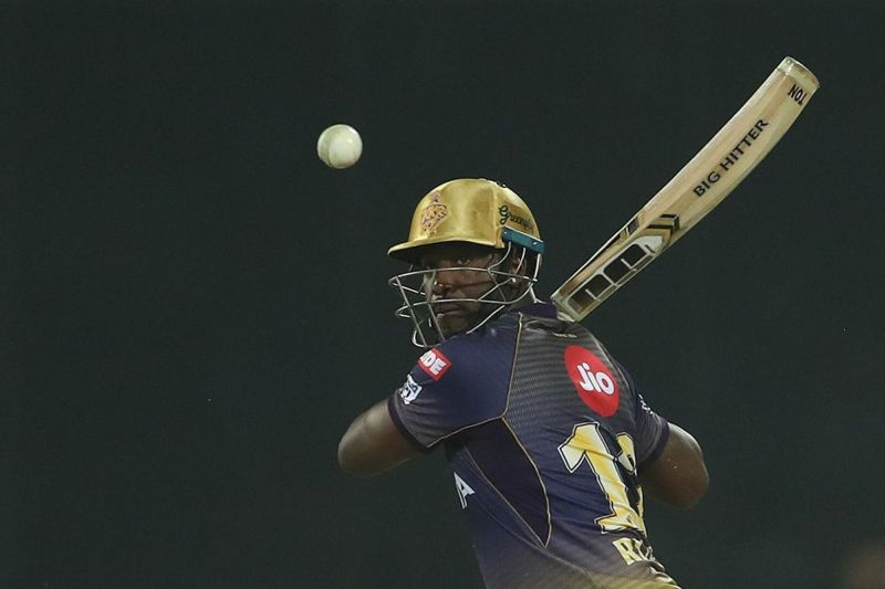 Unstoppable Russell (Image Courtesy: IPLT20/BCCI)