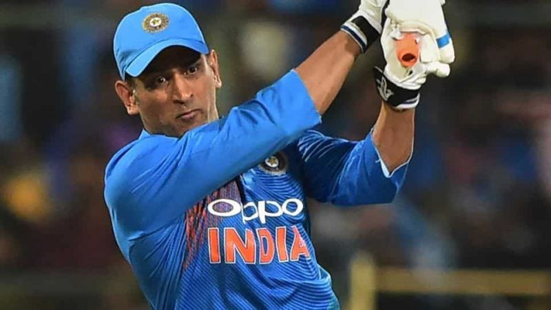 Dhoni is in impressive form in ODIs this year