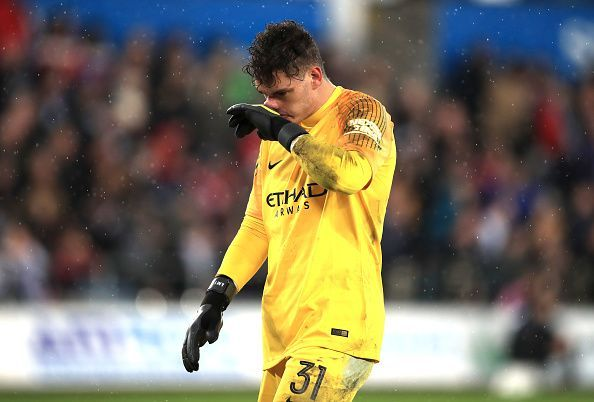 Ederson joined Manchester City for a whopping £35 million