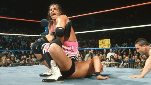 Bret Hart and Steve Austin not only stole the show but redefined an era at WrestleMania 13.