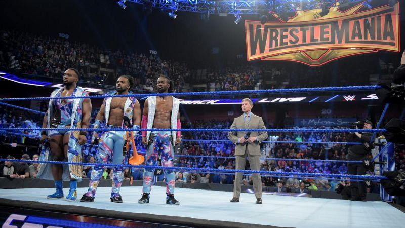 Kofi Kingston is heading to WrestleMania