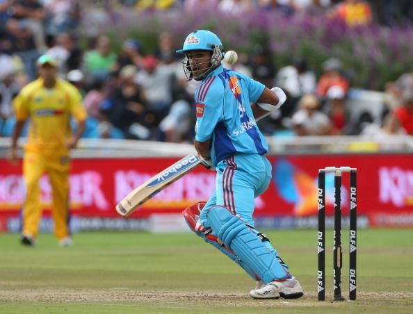 Mumbai Indians v Chennai Super Kings - IPL T20