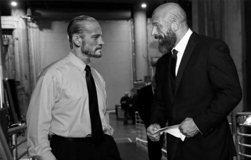 CM Punk meets Triple H after 5 years by BrunoRadkePHOTOSHOP