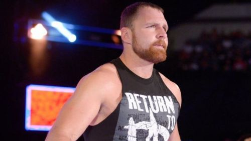 Dean Ambrose about to leave WWE