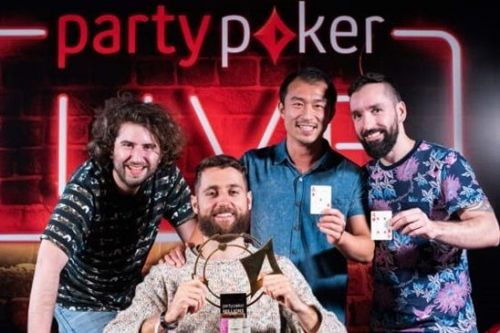 Guillaume Nolet won the $10,300 buy-in South America High Roller