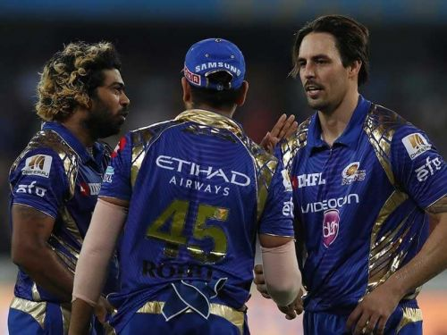 Malinga and Johnson have always been indispensable assets under skipper Rohit Sharma