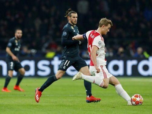 Real Madrid vs Ajax - Round of 16, 1st leg