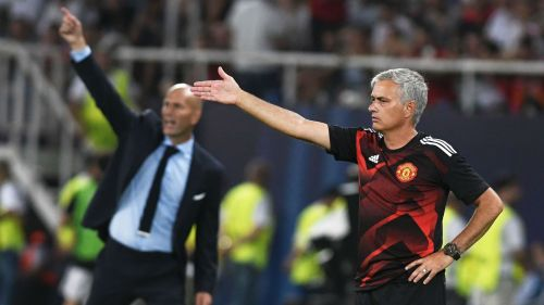 Mourinho Real Madrid - Cropped