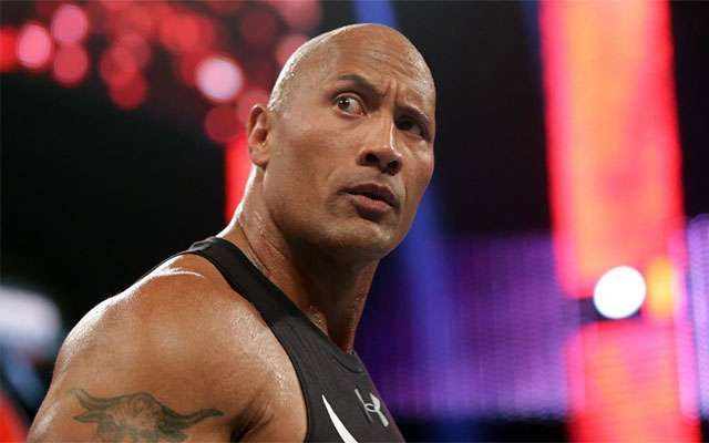 The Rock put an end to the controversy for good