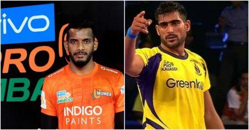 U Mumba's Siddharth Desai and Telugu Titans' Rahul Chaudhari will go under the hammer on April 8th and 9th