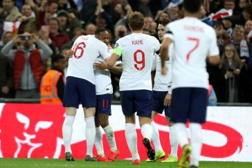 Raheem Sterling's heroics propel England to an emphatic win