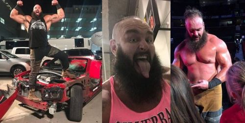 Braun Strowman isn't being pushed in any of the WWE's top WrestleMania 35 storylines