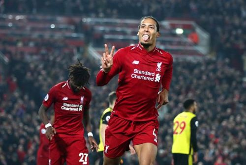 Virgil van Dijk is currently among the best center backs in the world