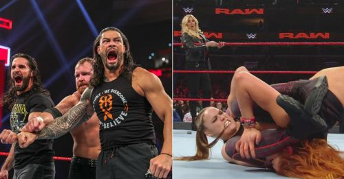 The Shield and Ronda Rousey made the headlines on RAW, this week