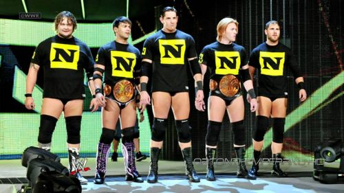 the nexus dominated monday night raw in 2010