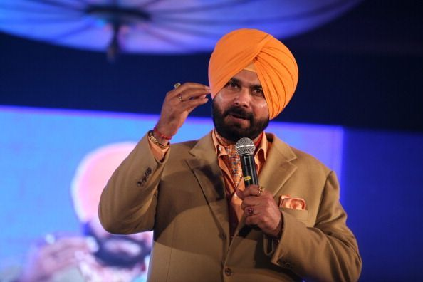 Navjot Singh Sidhu joined Indian National Congress in 2017