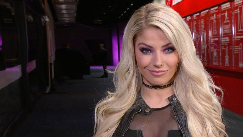 WWE RAW 5 Reasons Why Alexa Bliss Is The WrestleMania 35 Host