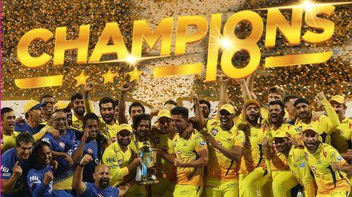 CSK - IPL 2018