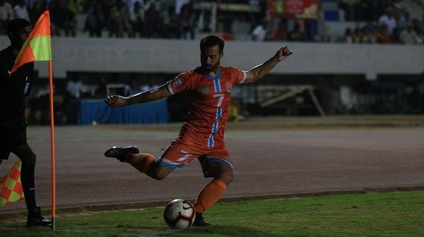 Sandro Rodriguez, Chennai City FC midfielder