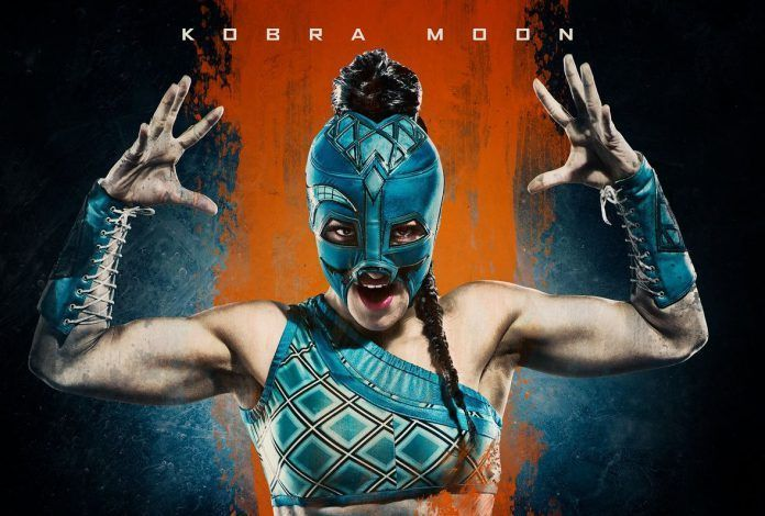 Whether as Kobra Moon or Thunder Rosa, this superstar can adapt to any style.