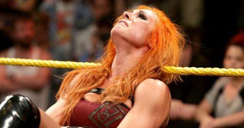 Becky Lynch is a warrior.
