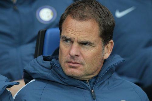 Frank De Boer - Gabigol's former manager at Inter