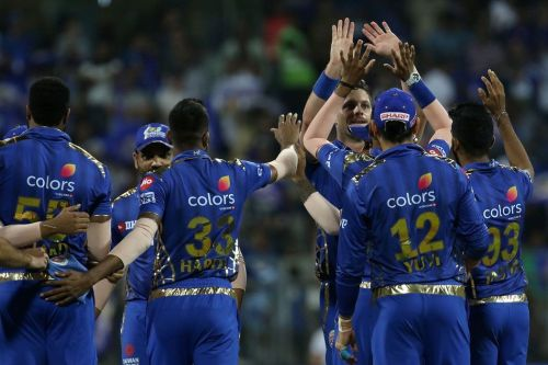 Mumbai Indians (Source - iplt20.com)
