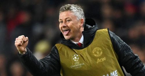 Ole Gunnar Solskjaer is in pole position to be Manchester United's next permanent manager after yesterday's win against PSG