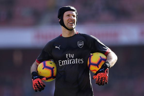 Petr Cech is set to retire at the end of the season.