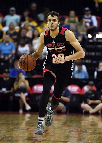 2017 Las Vegas Summer League - Los Angeles Lakers v Portland Trail Blazers