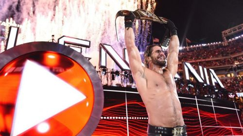 Rollins shocked the world when he cashed in Money in the Bank during the main event of WrestleMania 31.