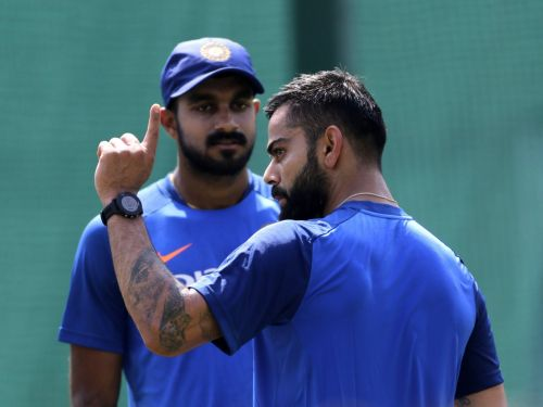 Vijay Shankar and Virat Kohli - The saving grace for Team India in the series