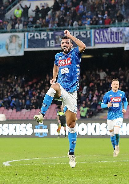 Raul Albiol will be a huge miss for Napoli