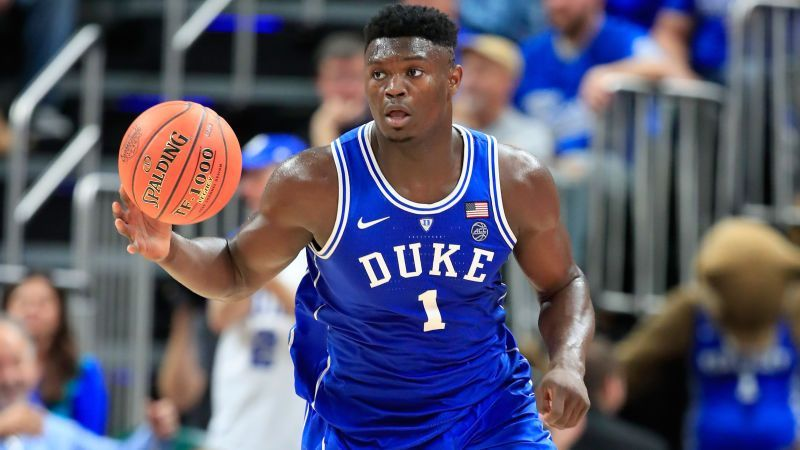 Zion Williamson, Duke freshmen forward