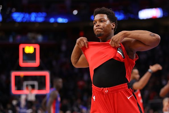 Kyle Lowry is averaging 14.7 points, 4.6 rebounds and 9.0 assists per game this season