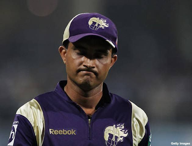 Saurav Ganguly remained an the integral part of KKR squad from 2008-2010.