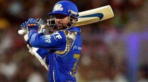 Parthiv Patel won the IPL with Mumbai Indians