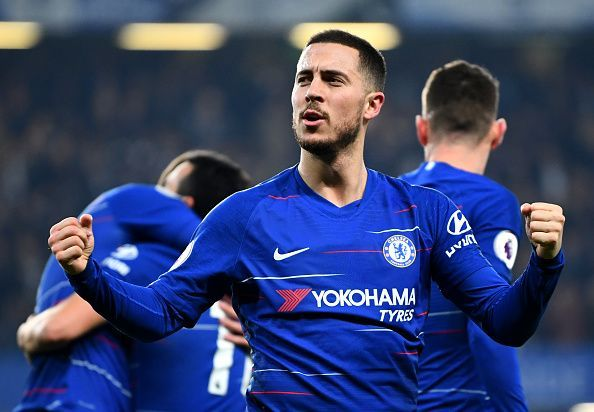 Eden Hazard could be leaving Chelsea FC for Spanish giants Real Madrid.