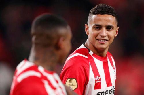 Mohammed Ihattaren of PSV