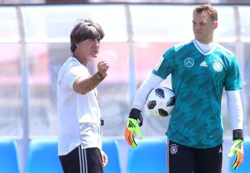 Joachim Low's decision to stick with Manuel Neuer has caused division among football fans