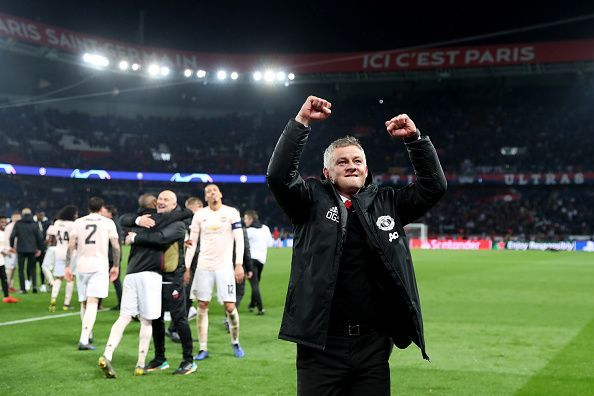 Manchester United as a team has enjoyed good form under Ole GunnarSolskjaer