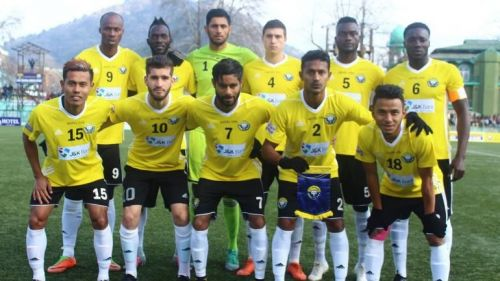Can Real Kashmir FC continue their fine season by beating ATK?