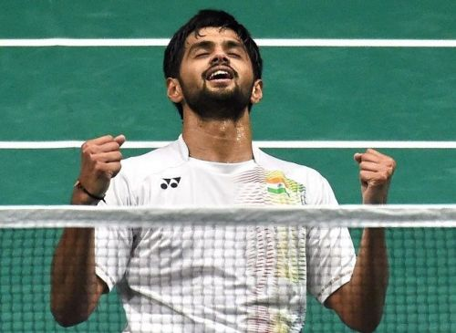 Sai Praneeth stuns Olympic Champion Chen Long in Swiss Open semi-finals