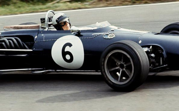 Richie Ginther was a great F1 driver of the 1960
