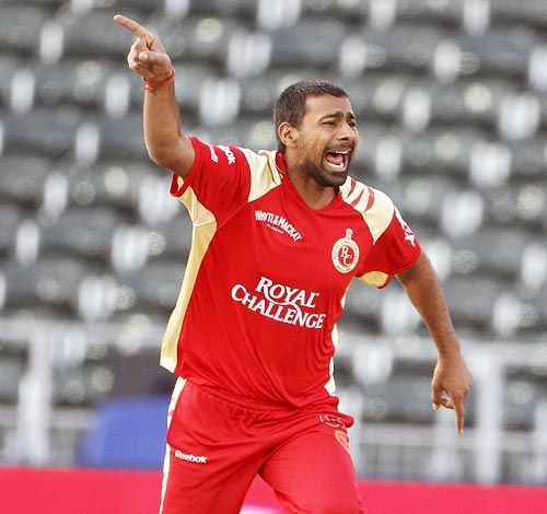 The Uttar Pradesh Cricketer could not only swing the ball, but he could also swing his bat too!